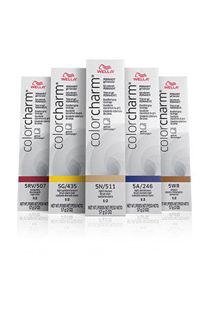 Wella Color Charm Gel Permanent Hair Color | Absolute Beauty Source