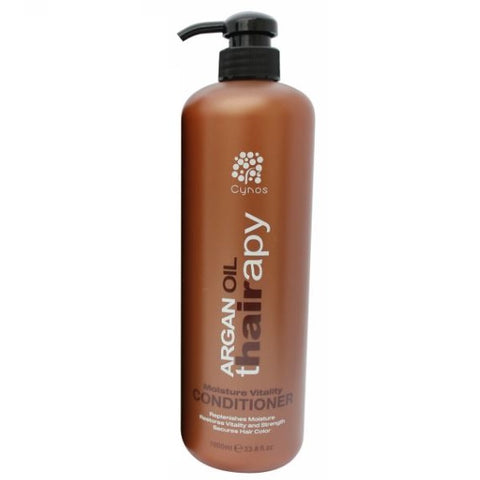 Cynos Argan Oil Thairapy Moisture Vitality Conditioner 1000ml