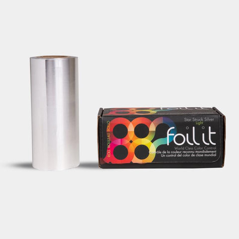 Foil It Star Struck Silver Roll - Light 350 ft.