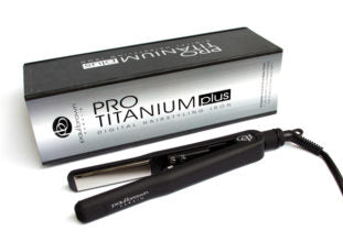 Paul Brown Hawaii Pro-Titan Professional Titanium Iron | Absolute Beauty Source
