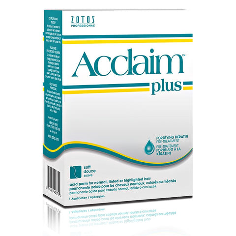 Acclaim Plus Regular Acid Perm 124075 | Absolute Beauty Source