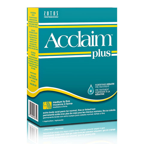 Acclaim Plus Extra Body Acid Perm 124076 | Absolute Beauty Source