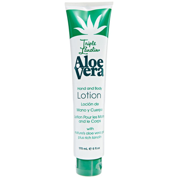 Triple Lanolin Aloe Vera - Hand and Body Lotion