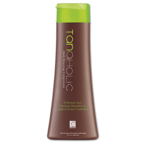 Fiji Blend Tanaholic Dark Bronzing Tanning Lotion | Absolute Beauty Source