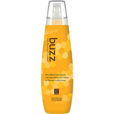 Buzz Dark Bronzing Treatment - Dark Tanning Lotion