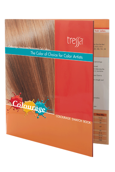 Tressa Colourage Permanent Gel Hair Colour | Absolute Beauty Source
