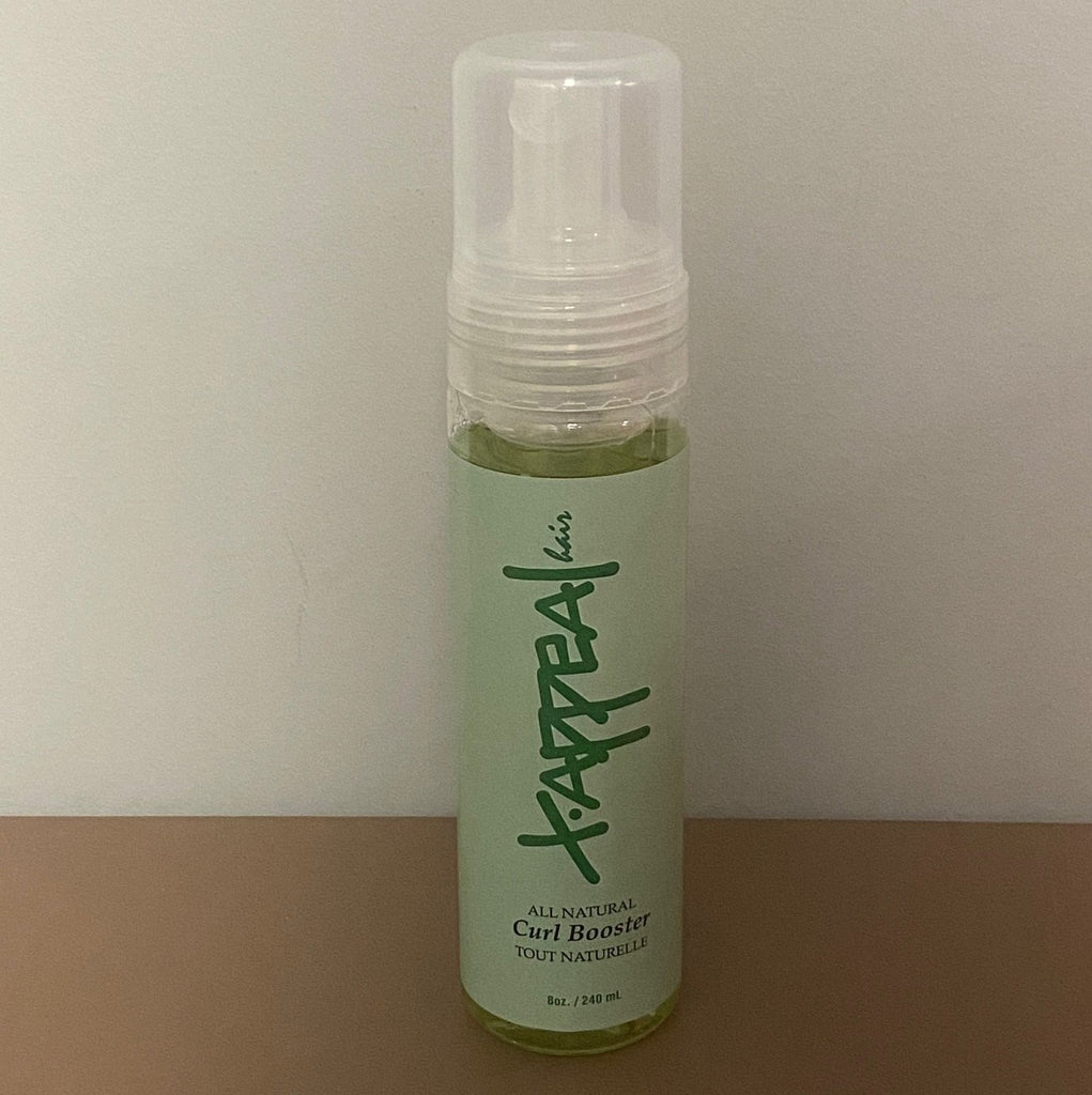 X. Appeal Hair - All Natural Curl Booster