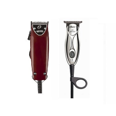 Oster Fast Feed Clipper & O'Baby Trimmer Duo