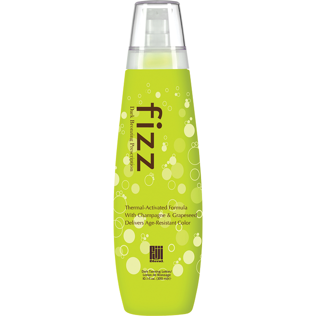 Fizz Dark Bronzing Prescription - Dark Tanning Lotion