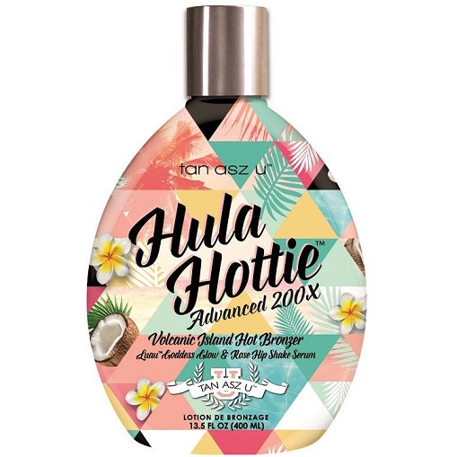 Hula Hottie - Advanced 200X Volcanic Island Hot Bronzer - Tanning Lotion