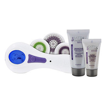 Satin Smooth HydraSonic Dermal Cleansing System SSHS1KITC | Absolute Beauty Source