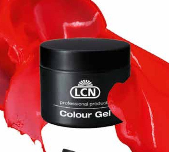 LCN Colour Gel - UV Gel | Absolute Beauty Source
