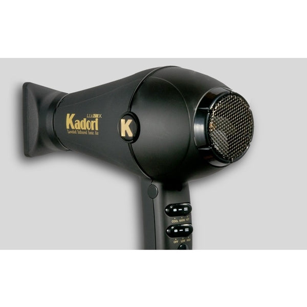 Kadori Professional Leveled Infrared Ionic Air 2500x Hair Dryer
