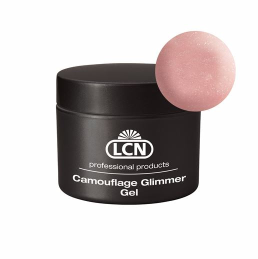 LCN Camouflage Glimmer UV Gel | Absolute Beauty Source
