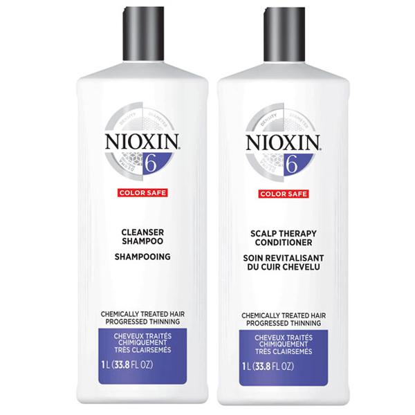 Nioxin System 6 - Litre Duo
