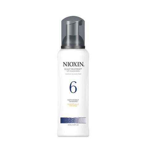 Nioxin System 6 - Scalp & Hair Treatment 3.38 oz/100ml