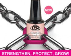 LCN Natural Nail Boost Gel 10ml | Absolute Beauty Source
