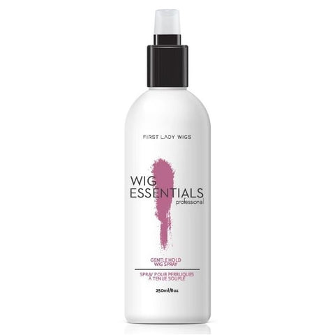 Wig Essentials Professional - Gentle Hold Wig Spray 250ml / 8 oz.