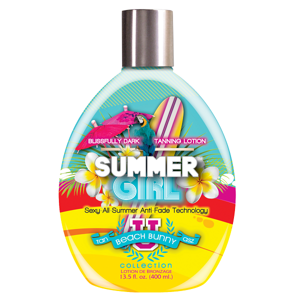 Summer Girl - Dark Tanning Lotion