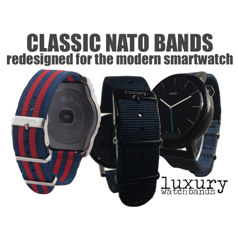 NATO Watch Bands