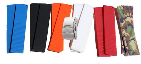 22mm Ultimate Watch Band Pack by SnuG Watchbands