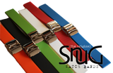 SnuG Silicone Sport APPLE WATCH Band- 10 colors