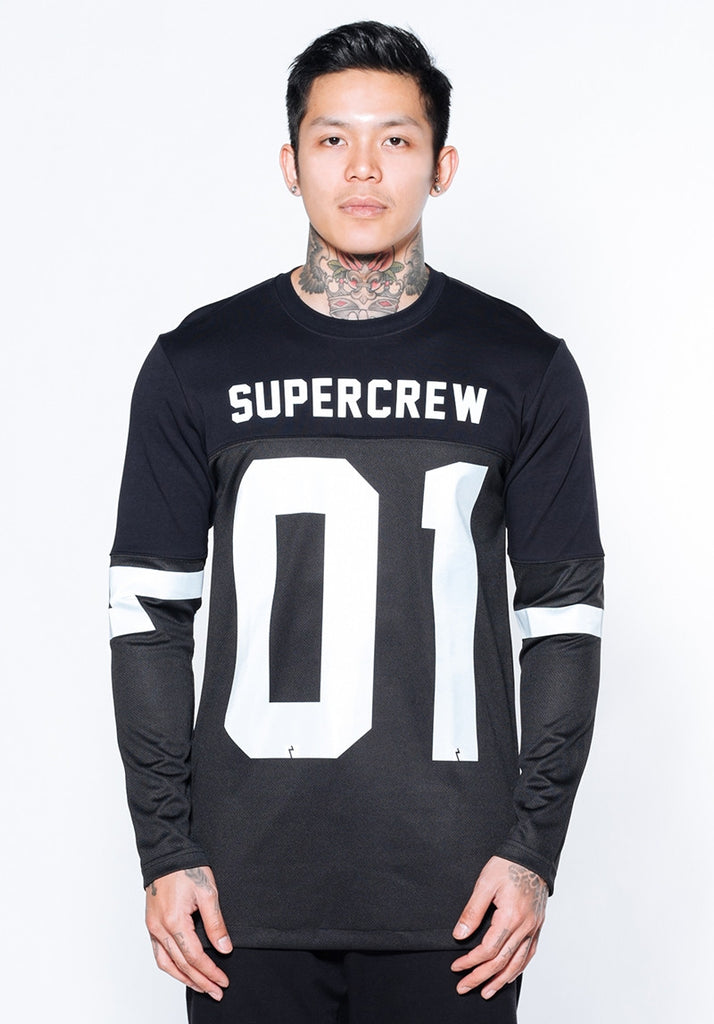 Supercrew 01 Limited Edition 3M #Black Exclusive