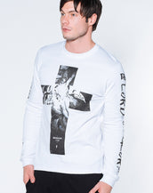 The Reconcile Long Sleeve #White