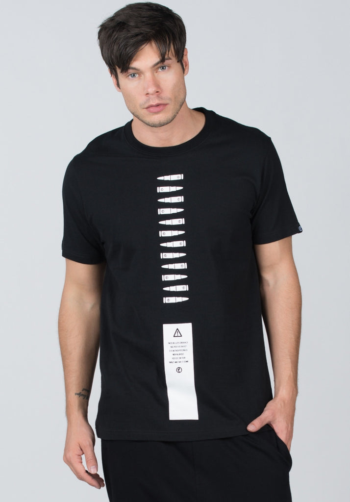 Bullet Short Sleeve #Black