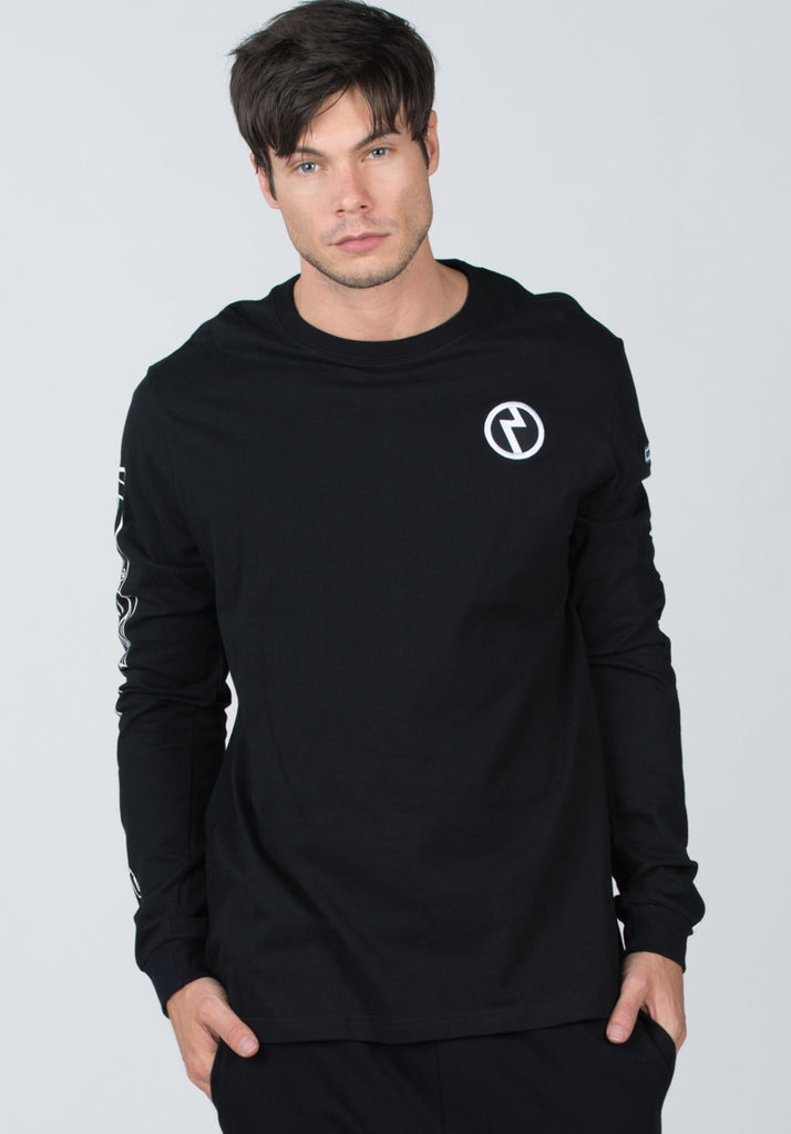 Bullet Long Sleeve #Black