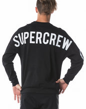 Supercrew High Self Esteem - Oversize (Black)