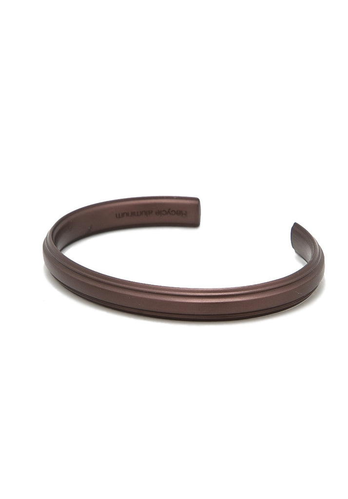 Protesta Matte Bronze Bangle