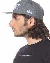 Rexagon Cap (Grey)