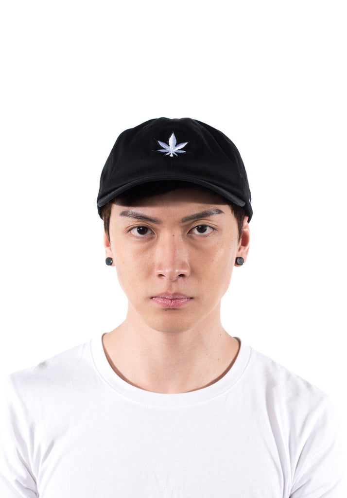 Stoned&co Structured Ballcap (Black)
