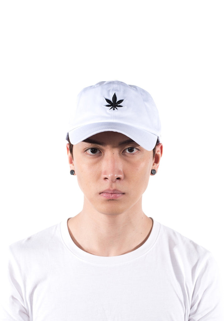 Stoned&co Structured Ballcap (White)