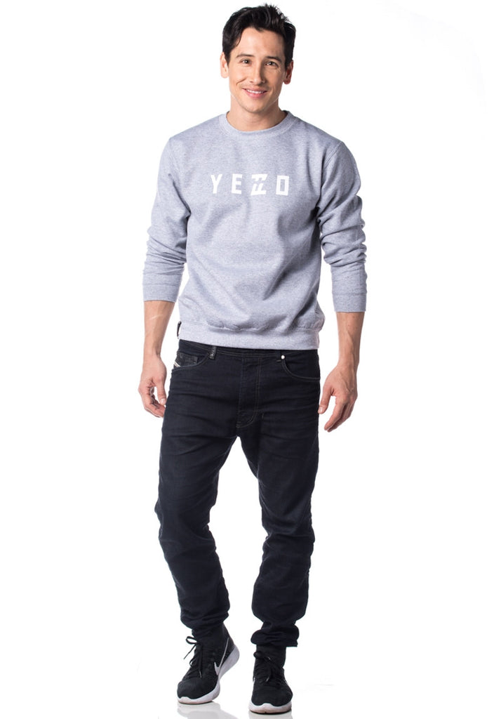 Yezzo Psalm 99 Sweatshirt (Grey)