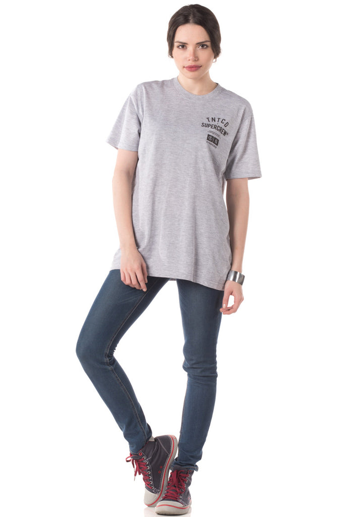Syndicate Signature Tee (Grey)