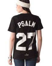 YEZZO PSALM 27 Be Strong Take Courage (Black)