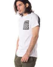 Rexagon Reflective Basic Tee SS (White)