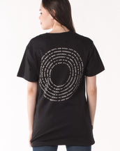 Unity Peace Tshirt (black)