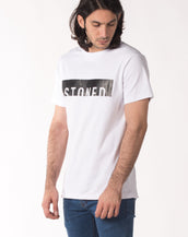 Stoned Perpection Tshirt (white)