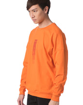 Oversized Jumper (Orange)