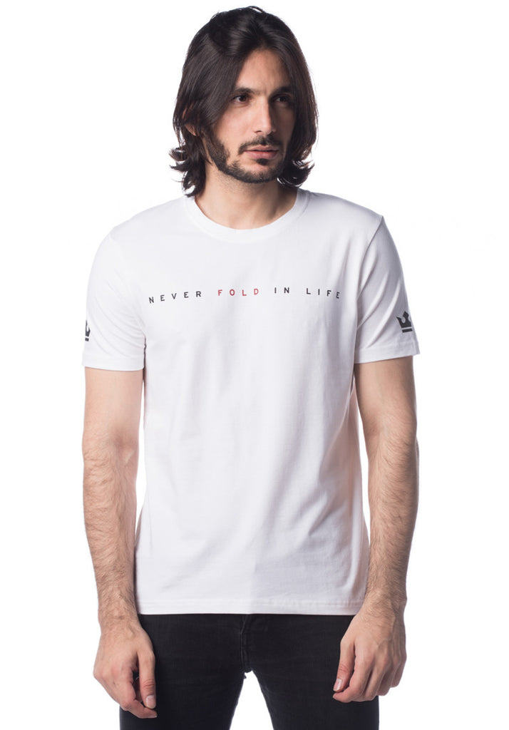 Crown Short Sleeve (White)