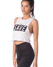 Yezzo Save # Croptop