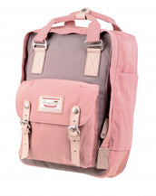 Macaroon Backpack (Lavender/Rose)