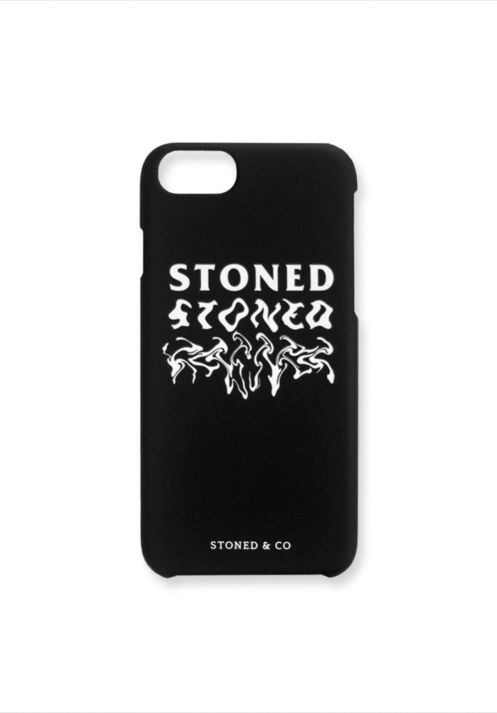 Stoned Entity iPhone 7 Plus Phone Case (Black)