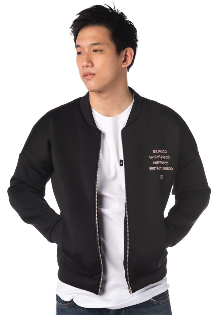 PM X Yezzo 4 Animals Jacket (Black)