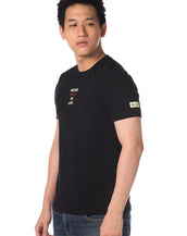 Never Fold Box Tee (Black)