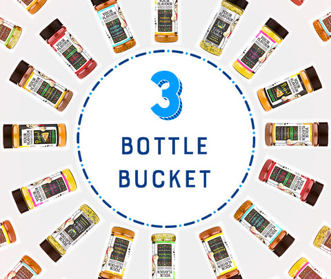 3 Bottle Bucket