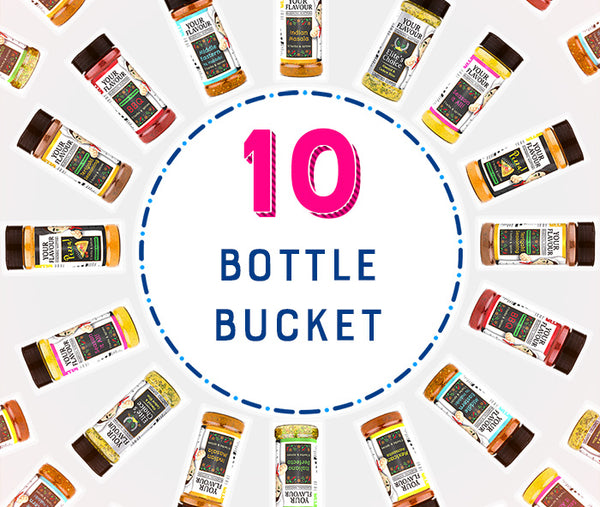 10 Bottle Bucket